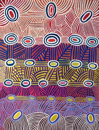 australian aboriginal art   Australian Aboriginal Art by Josie K. Petyarre