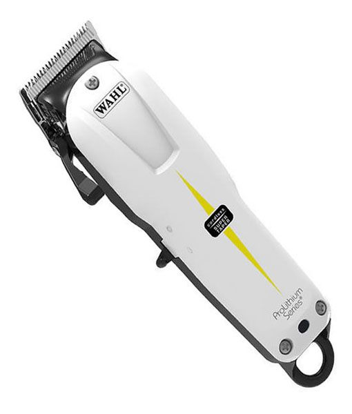 CORDLESS WAHL SUPERTAPER  All the classic brilliance of the Super Taper with the convenience of a cordless.