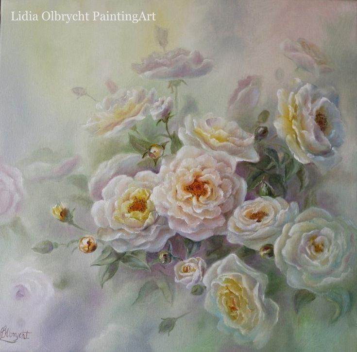 Roses Bush by  Lidia Olbrycht/ Poland