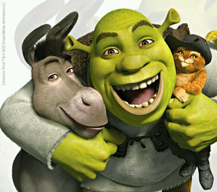 Pin by Marissa Agom on Movies Shrek character, Shrek