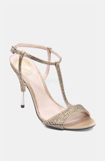Vince Camuto 'Kheringtn' Sandal | Nordstrom: Vince Camuto, Camuto T Strap, High Heels Sandals, Camuto Kheringtn, Wedding Shoes, Shoes Collection, Shoes Sandals, Bridal Shoes, Shoes Shoes