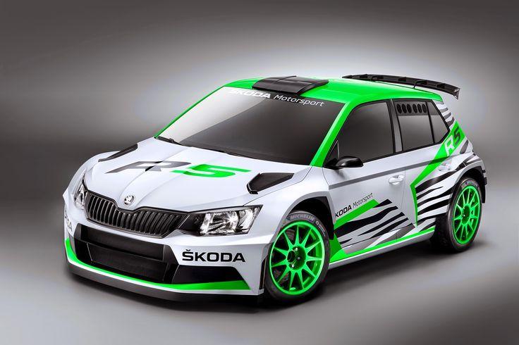 Μηχανοκίνητος Αθλητισμός: Η ŠKODA παρουσιάζει το νέο FABIA R 5