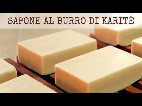 SAPONE ALL'AVENA - Oatmeal soap - YouTube