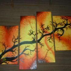 Fuego de Vida Óleo sobre lienzo 3mts * 2 mts 2011