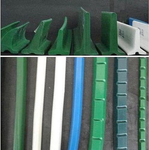 PU conveyor belt profile / PVC max. 180 x 150 mm Tempo International