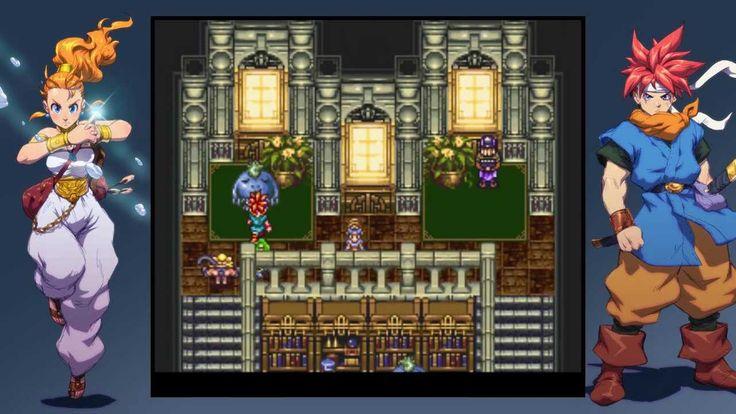Chrono Trigger [Part 18] - The Magic Kingdom, Schala & Janus
