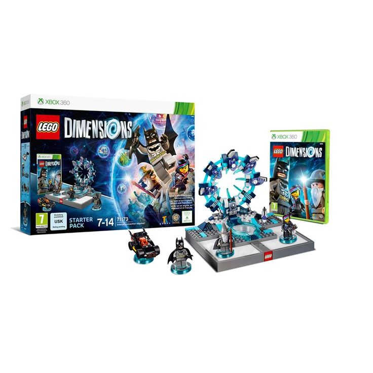 LEGO Dimensions Starter Pack X360 image-0