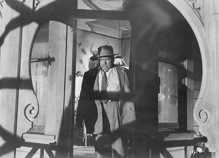 A Marca da Maldade (Touch of Evil) 1958 - último filme da fase clássica do noir / Touch of Evil, 1958 -  final film in the classic noir period
