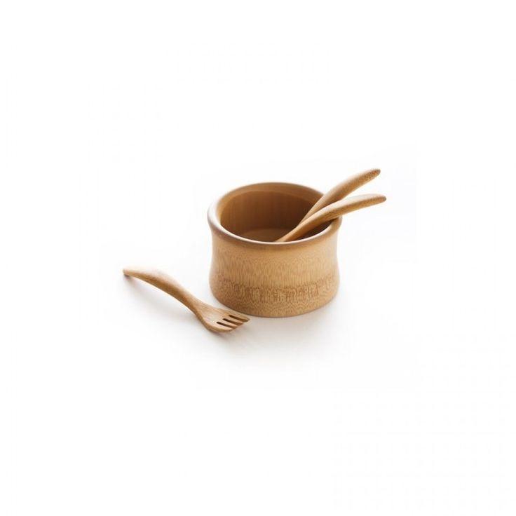 Βρεφικό μπολ φαγητού bamboo