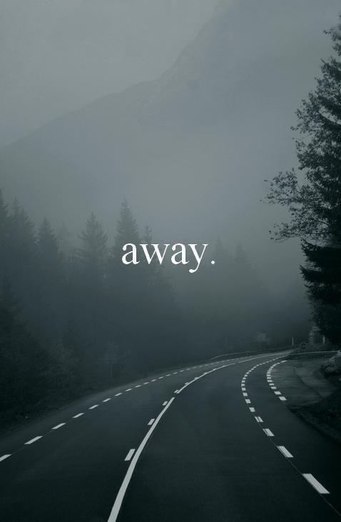 Away  #cepetitcochon #travel