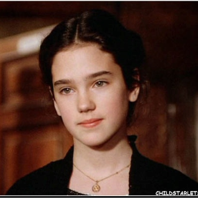 Jennifer Connelly.  When they talk about child actors that have grown up before our eyes, they never mention her.  And that's a shame.