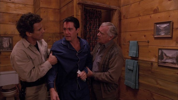 Twin Peaks: The Missing Pieces - Doppelganger Cooper (Video Clip) HD - YouTube