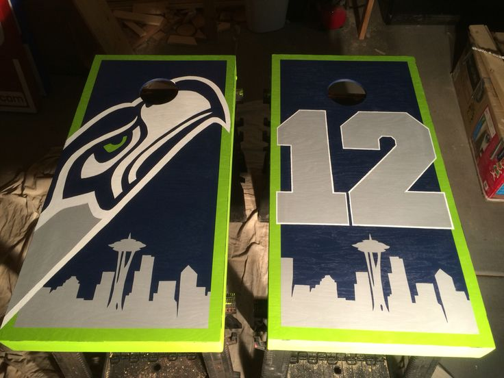 17 Images About Cornhole On Pinterest Seattle Mariners