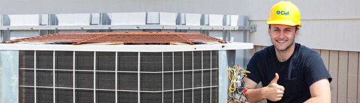 A Ciel Ar Condicionado, empresa de assistência técnica e manutenção em ar condicionado em Ribeirão Preto, realiza manutenção preventiva de diversos tipos de aparelhos de ar condicionados em lojas, hospitais, indústrias, bancos, supermercados, teatros, hotéis, call-centers, prefeituras, residências, etc.