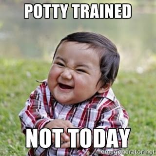 """""""To Each Their Own: Poop. There it is!""""- Faye helps potty-training moms brace for impact with some great advice."""