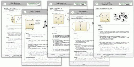 Séquence EPS Cycle 2 - Jeux d'opposition : la lutte - Cycle 2 ~ Orphéecole