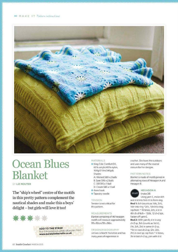 Inside Crochet Issue 39 2013 - 轻描淡写的日志 - 网易博客
