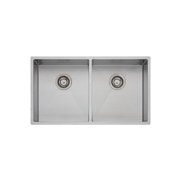 Spectra Double Bowl Stainless Sink