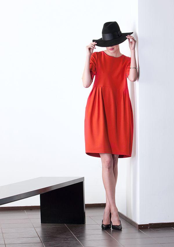 Marjo dress / Nanso AW 2015