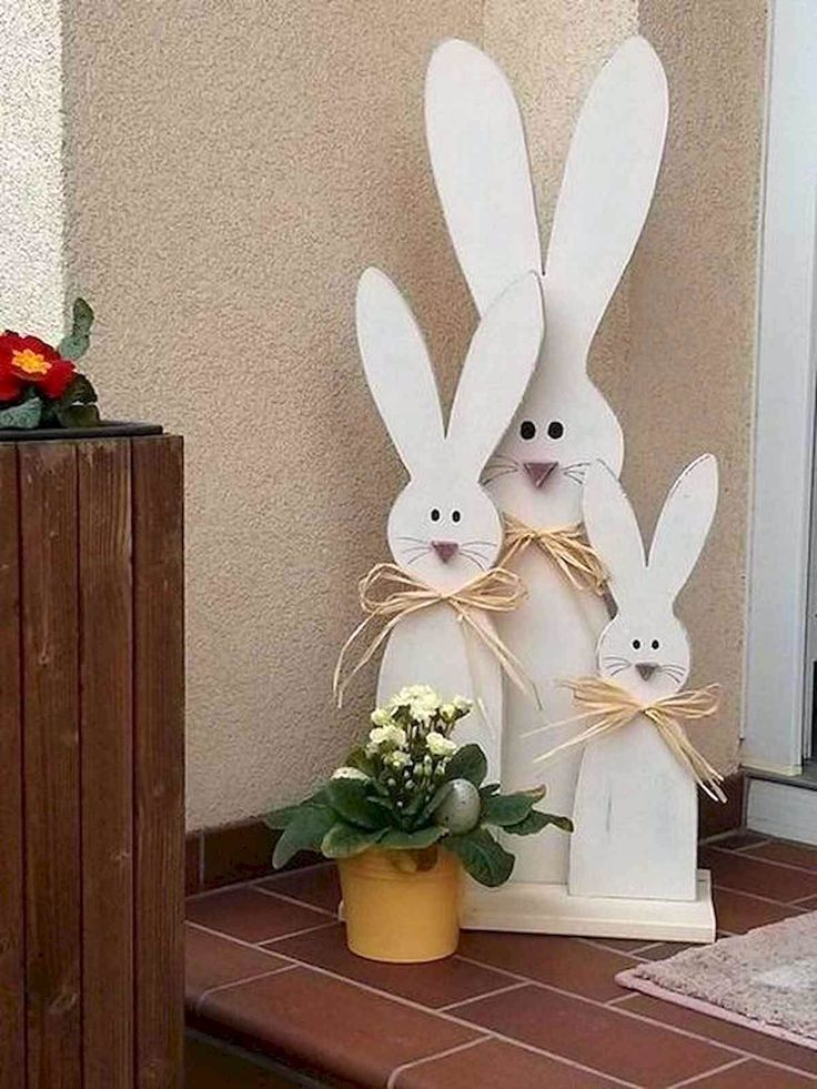 37 Beautiful Easter Decorations Ideas