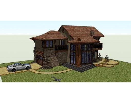 17 best dream home fantasy style floor plans images on for Custom dream home floor plans