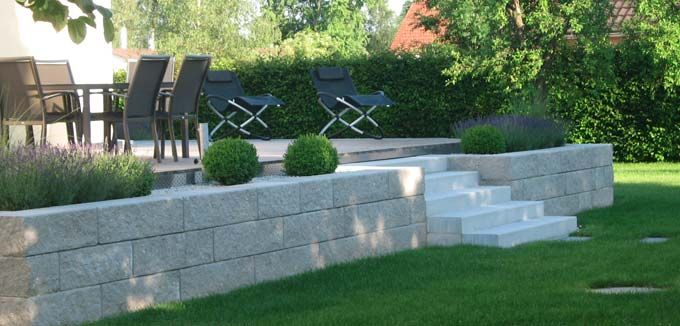 Ideen Zur Gartengestaltung Und Umgestaltung Bilder Modernewohnkultur