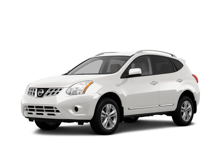 2012 Nissan Rogue Information