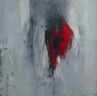 "Saatchi Art Artist Silvana Castellucchio; Painting, ""Tribute to George Bataille"" #art"