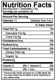 Probiotic Chocolate