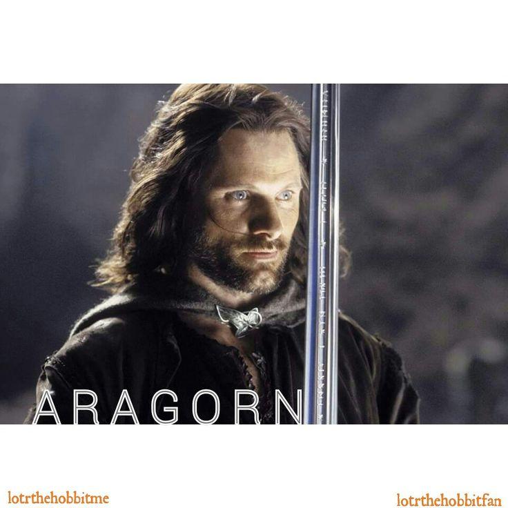 #Aragorn #ViggoMortensen #LOTR #ROTK