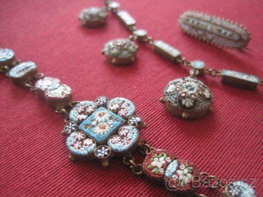 Šperky z Benátské mozaiky - 1