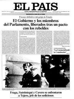 GOLPE DE ESTADO DEL 23-F (1981)