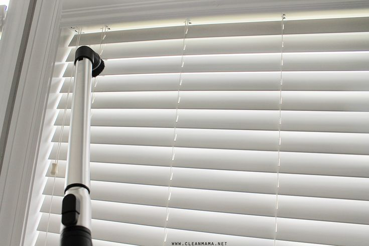 How to Clean Window Blinds - Clean Mama