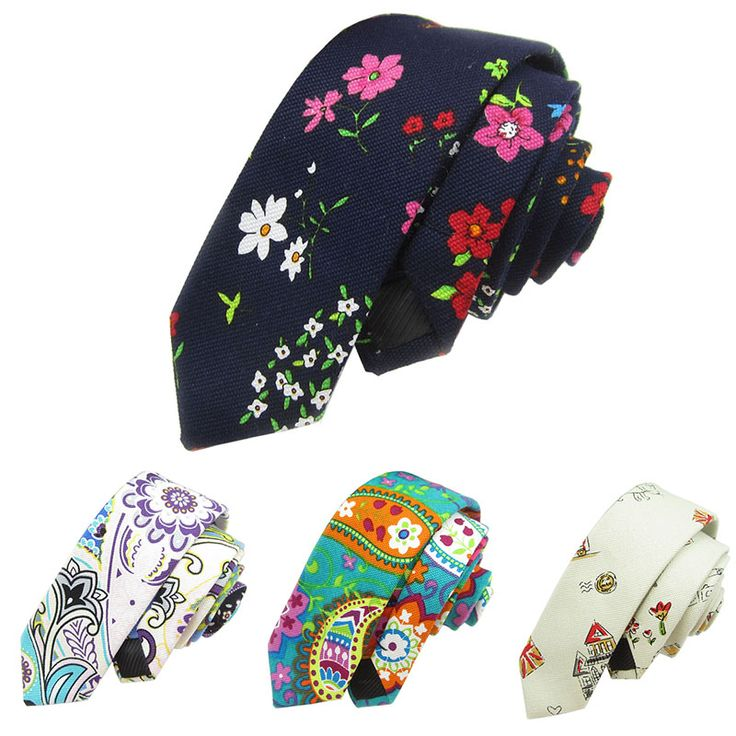 Find More Ties & Handkerchiefs Information about Trendy Cotton Men's Tie Cravats Brand Classic Necktie Vintage Floral Tie Skinny Male Printed Neck Ties Business Gravata Cravat,High Quality tie style,China cravate rose Suppliers, Cheap tie halter from Fashion Boutique Apparel Trade Co.,LTD on Aliexpress.com
