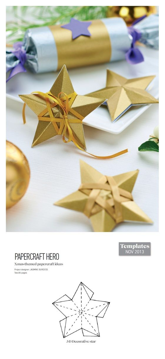Stars for small gifts