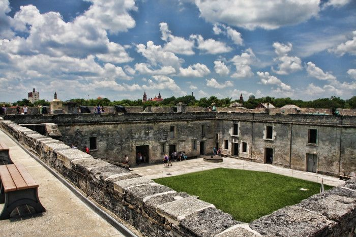 5 Truly Terrifying Ghost Stories That Prove St. Augustine Is The Most Haunted City In Florida
