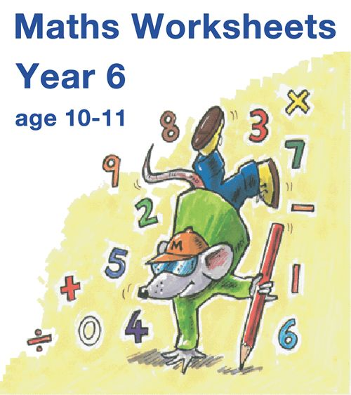 MathSphere Year 6 Maths Worksheets