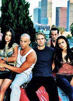 mine MY EDIT Paul Walker The Fast and The Furious Michelle Rodriguez fast and furious vin diesel jordana brewster fast 1