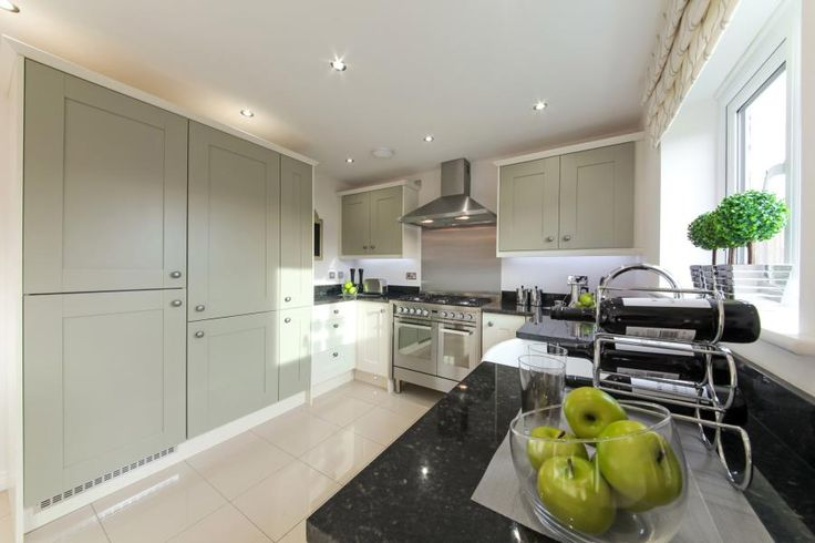 1000 images about taylor wimpey on pinterest burgundy for Show home kitchen ideas