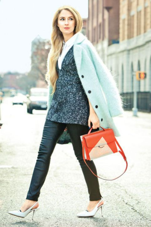 Spring Work-Outfit Ideas: Sophisticated and Polished Looks Fit for a Creative Office