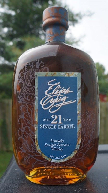 The distillery recently announced a limited supply of the Rev. Elijah Craig's eponymous 21-year-old Single Barrel Bourbon will be showing up in stores—probably by next month. Craig Beam explains that several hundred barrels that have been aging quietly in middle to high storage in some of the company's best warehouses have been designated for the next Elijah Craig bottling. Susan Wahl, Brand Manager of Heaven Hill's Whiskey Portfolio, says that this rare bottling will provide consumers with…