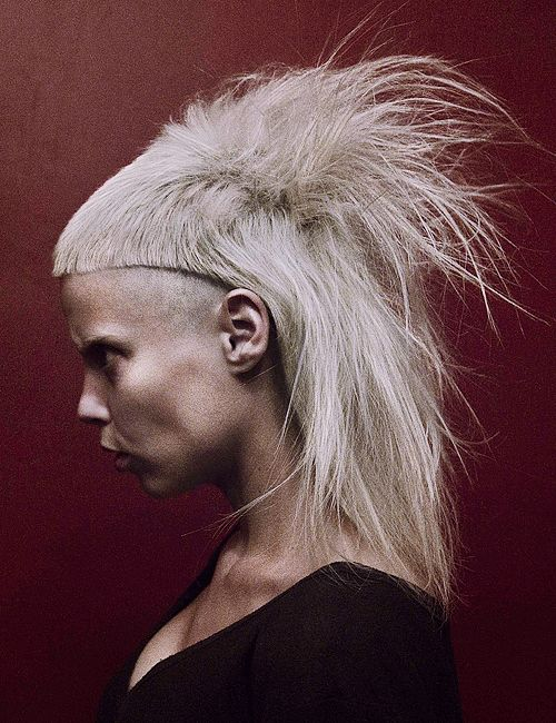 Yolandi from Die Antwoord - I am obsessed.