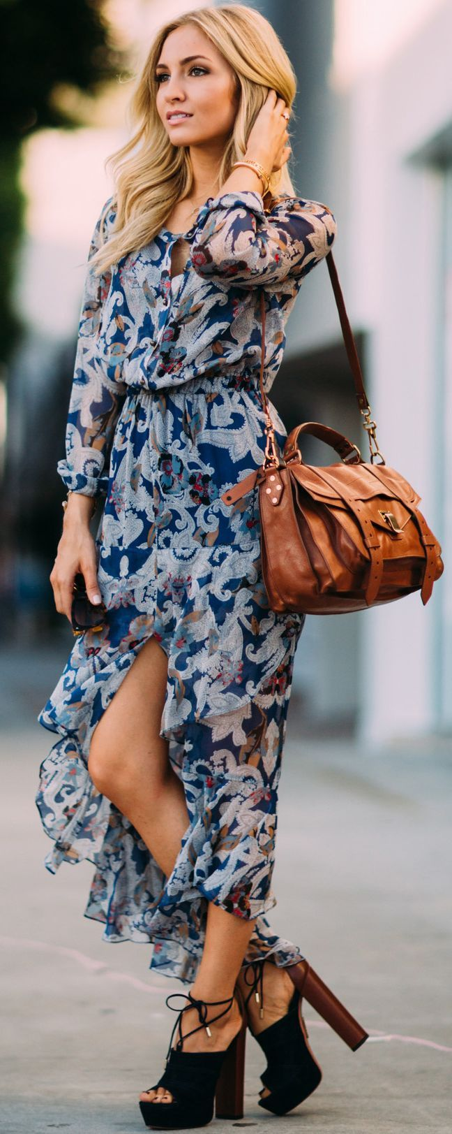 Day To Night Dress Fall Inspo by Angel Food Style