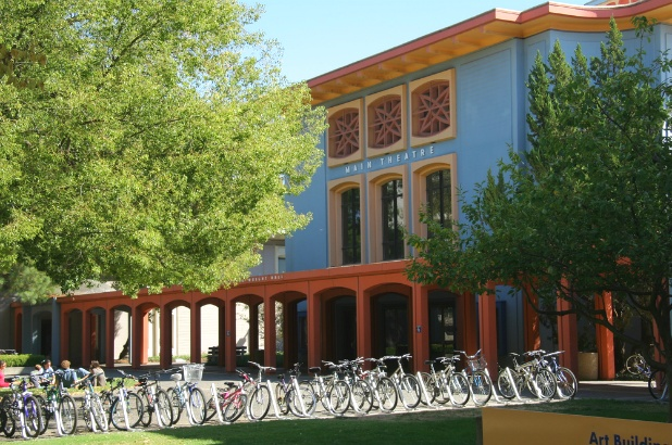 "Davis is listed at #5 on the Active Times list of ""The World's Best Bike Cities."""