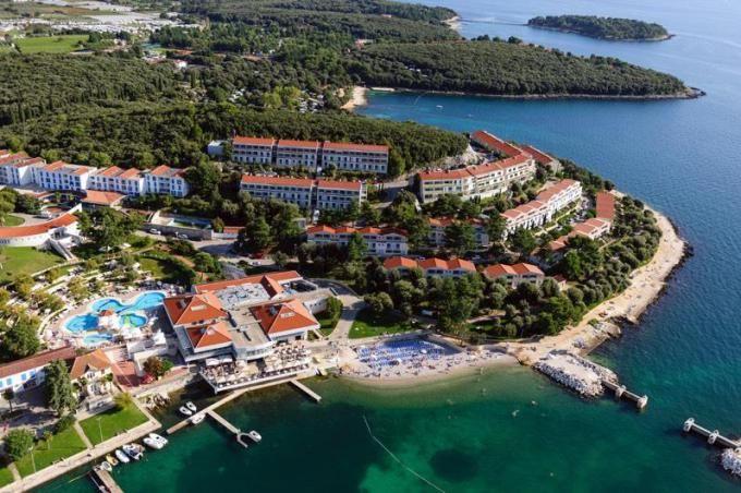 Resort Belvedere, Vrsar, Chorvatsko http://www.hrvaska.net/cz/apartmany/vrsar/resort-belvedere.htm