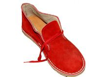 Handmade women genuine leather winter shoes, 69.00 €