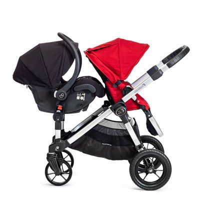 Best convertible stroller change from single to a double triple. City Select® Stroller by Baby Jogger - Baby Jogger