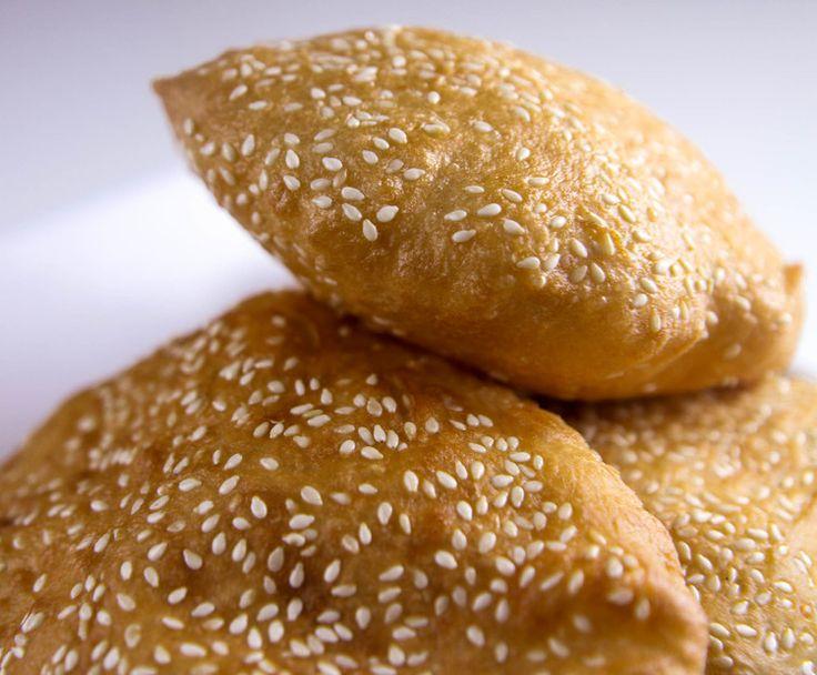 Vietnamese Banh Tieu (Hollow Donuts)