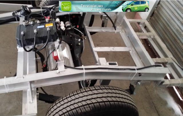 coches electricos, motor vehiculo electrico, conversiones,empresa de carros electricos: Nuevos Kit para convertir vehículos a electrico.