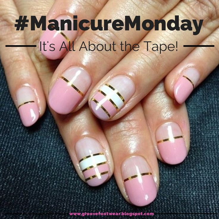 The 25 best nail striping tape ideas on pinterest diy nails get that look nail striping tape manicure monday groove girl prinsesfo Choice Image